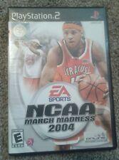 NCAA March Madness 2004 (Sony PlayStation 2, 2003)