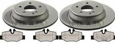 MERCEDES VITO W639 2004 - 2014 REAR BRAKE DISCS AND PADS