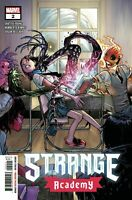 Strange Academy #2  Marvel 1ST Print Ramos COVER A 1ST PRINT SKOTTIE YOUNG