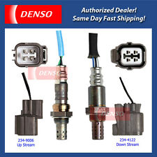 02-04 RSX/02-05 Civic 2.0L Denso Oxygen Sensor Up Stream & Down Stream Set 2PCS!