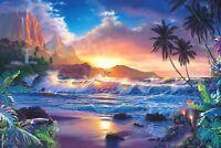 HD Canvas Print Christian Riese Lassen Seascape Art Ocean NO Frame20 Fj464