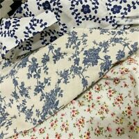 Tablecloths Tabel Cover Background Picnic Kitchen Cloth Floral Cotton Linen Home