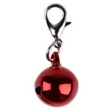 Ciondolo Bell Jingle Bell per zaino in tela di canapa del gatto del cane B7E0