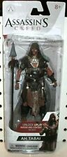 "ASSASSIN'S CREED SERIES 3 - AH TABAI -  6"" FIGURE"