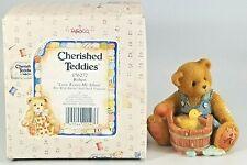 Cherished Teddies 1995 Love Keeps me Afloat #156272 Reg 5e8/794
