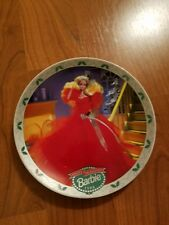 1988 Barbie collector's plate