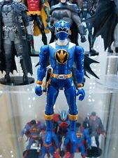 Power Rangers Dino Thunder Blue Ranger Legacy Collection 6 in. Loose
