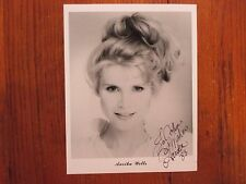 AARIKA WELLS(The Hugga Bunch/Sharky's Machine)Signed 8 x 10 Black & White Photo