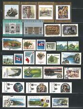 Canada: Lot of 45 different stamp, some high values, mint Nh . Cn03