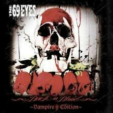 "The 69 Eyes ""BACK IN BLOOD"" CD + DVD DIGI Gothic Rock NEUF"