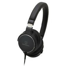 Audio Technica ATH-SR5 High-Resolution On-Ear Kopfhörer Schwarz