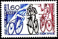 France 1983 Sc1902 Mi2413 1v mnh Michaux's Bicycle