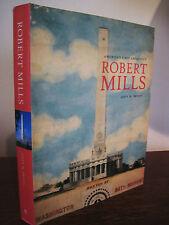 1st/1st Printing ROBERT MILLS Rare ARCHITECTURE Princeton ILLUSTRATED John Bryan