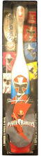 New! Saban Red Power Ranger Electric Spinbrush Battery Operated Toothbrush.