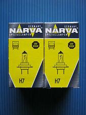 2xH7 Autolampe 24 Volt/70Watt, PX 26d - 24 Volt - NARVA German technology #48728