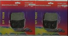 Kawasaki Disc Brake Pads KZ1000 1981-2001 Front (2 sets)