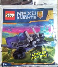 Lego Nexo Knights Stone Giant's Gun (271719) NEW Factory Sealed foil pack