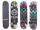 Element Skateboards Nyjah Complete (Factory Assembled)