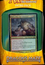 MTG MAGIC 1 PACK D'INTRO DRAGON'S MAZE GRUUL SIEGE VO
