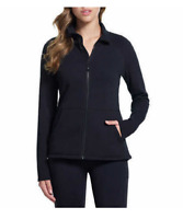 Skechers Performance Ladies' Go Walk Full Zip Fleece Jacket, Black, Small