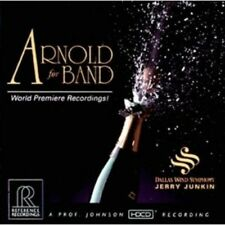 Arnold For Band/World Premie - Arnold,M. (1995, CD NEUF)