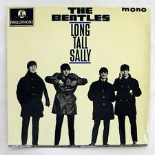 THE BEATLES - LONG TALL SALLY EP MONO PARLOPHONE GEP 8913 VNL 9.0 SLV 9.0
