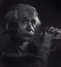 1948/67 Vintage ALBERT EINSTEIN Science Physics Portrait Photo Art, YOUSUF KARSH