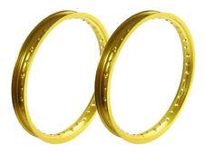 2 Cerchioni Oro Anelli Centraggio 1,50x16 Pas. simson S51 S50 S53 schwalbe Star