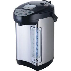 Brentwood Appliances Kt-40Bs 4L Ht Wtr Dispnsr Stnlss