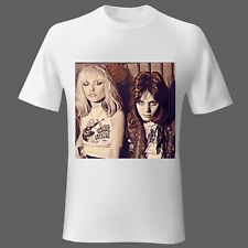 JOAN JETT ROCK METAL T-SHIRT runaways donnas go-go/'s VEST TOP S-2XL