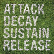 "Simian Mobile Disco - Attack Decay Sustain Release (NEW 2 x 12"" VINYL LP)"