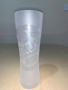 Frosted Peroni 300ml Drinking Beer Glass