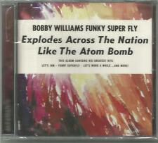 BOBBY WILLIAMS - FUNKY SUPERFLY - CD - JAZZMAN - NEW & SEALED
