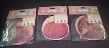 Pumpkins and Harvest Hanging Decorations - Set of 3 Packs