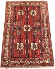alter Sumak Kelim Azerbaijan 235 x 158 cm persischer Nomaden-Teppich