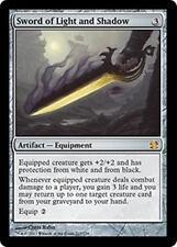 SWORD OF LIGHT AND SHADOW Modern Masters 2013 MTG Artifact—Equipment MYTHIC RARE