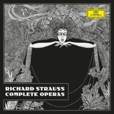 R.Strauss: Sämtliche Opern (Ltd.Edt.) von Böhm,Sinopoli,Krauss,Solti,Sawallisch (2014)