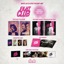Fight Club Mantalab lenticular full slip steelbook /800 Sold Out Rare
