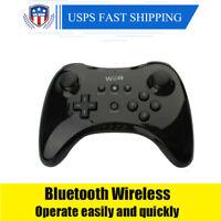 For Nintendo Wii U PRO Classic Wireless Remote Controller Gamepad Joystick USA