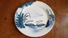 "Williamsburg SWAN Plate 12"" Platter"