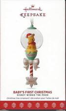 2017 Hallmark Keepsake Ornament Baby's First Christmas Winnie the Pooh
