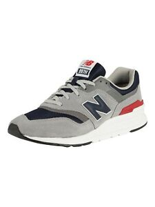 New Balance Men's 997 Suede Trainers, Grey