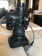 Fujinon AT/ A20x8BEVM-28 160mm Lens
