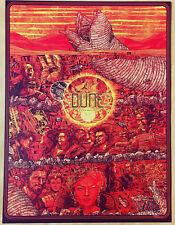 Kevin Tong DUNE Movie Poster DAVID LYNCH Mondo Print Twin Peaks Mulholland Kurtz