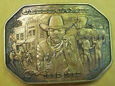 James 1882-1982 100Th Anniversary [2843] Historic Providence Mint Bronze Jesse
