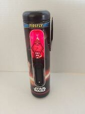 Star Wars Talking RED LIGHTSABER TOOTHBRUSH Light-Up+timer Kylo Ren NEW