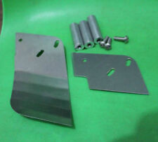Sharpened Turn fin for Rc Outrigger 15CC and 26-30CC gas BOAT