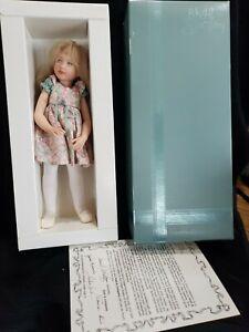 """Helen Kish 11"""" Kelsey Doll Mint in Box LTD 1500"""