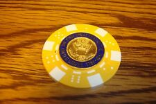 The First GREAT SEAL of The United States Poker Chip Golf Ball Marker,Card Guard