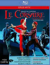 Adam - Le Corsaire (Ballet du Capitole) (Blu-ray Disc, 2014)